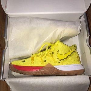 Other - Nike Kyrie 5 Spongebob